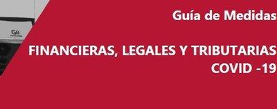 Guía financiera, tributaria y legal COVID-19